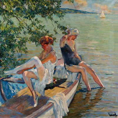 Edward Cucuel (1875-1951)