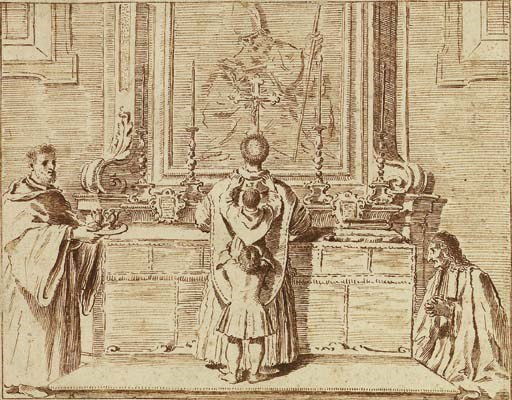 Bolognese School, 17th Century