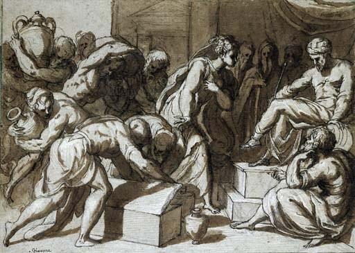 Giuseppe Porta, il Salviati (c