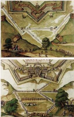 French School, circa 1580