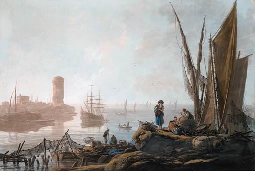 Jean Pillement (Lyons 1728-180