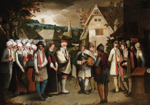 Nicolas Baullery (Paris 1560-1