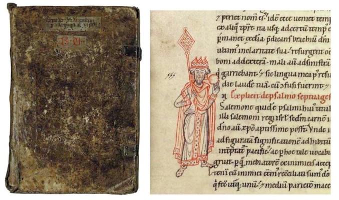 ST AUGUSTINE (354-430). Enarra