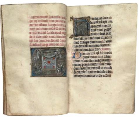 THE INGOLDISTHORPE PSALTER, in