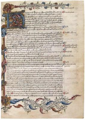 REGISTER OF WRITS, in Latin, I
