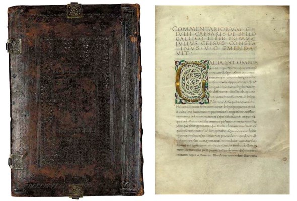 CAESAR, Caius Julius (100-44BC