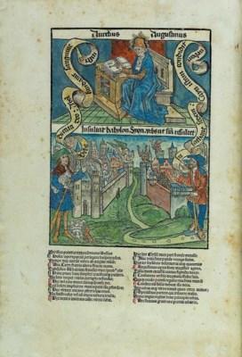 AUGUSTINUS, Aurelius (St., 354