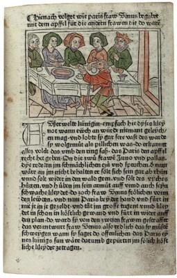 COLUMNA, Guido de (beginning o