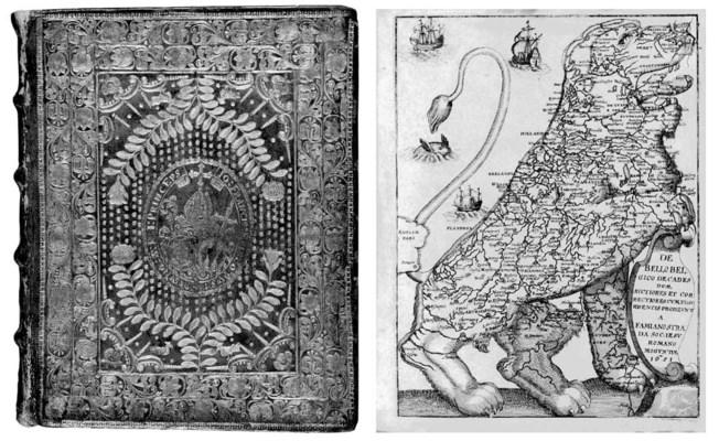 STRADA, Famiano (1572-1649). D