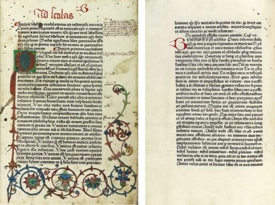 THOMAS A KEMPIS (ca. 1380-1471