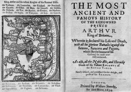 MALORY, Sir Thomas (fl. 1470).