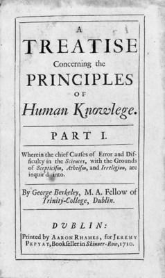 BERKELEY, George (1685-1753).