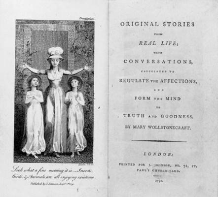 WOLLSTONECRAFT, Mary (1759-179
