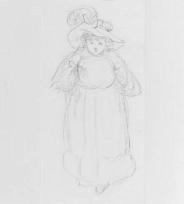 GREENAWAY, Kate (1846-1901)--M