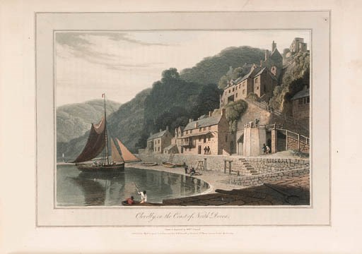 DANIELL, William (1769-1837) a