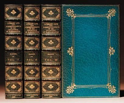 MADDEN, R.R.  The Literary Lif
