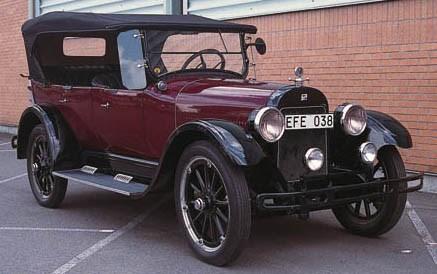 1923 BUICK MODEL 65 FIVE SEATE