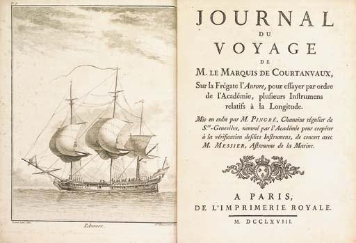 Journal du Voyage de M. Le Mar