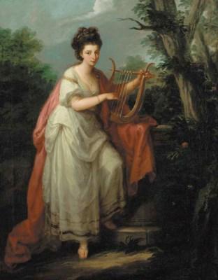 Angelica Kauffman, R.A. (1741-