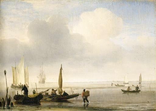 William van de Velde II (Leide