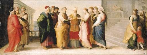 Circle of Domenico Beccafumi (