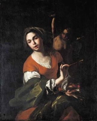 Bernardo Cavallino (Naples 161