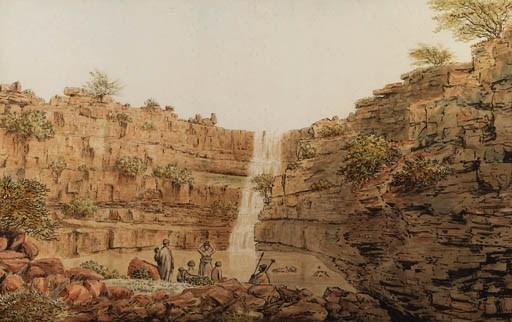 William John Burchell (1781-18