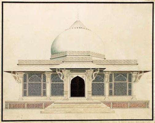 Agra School, circa 1820