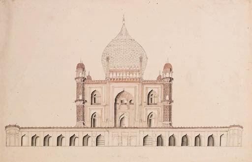 Delhi School, circa 1815