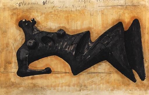 Henry Moore, C.H., O.M. (1898-