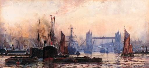 Frederick William Scarbrough (