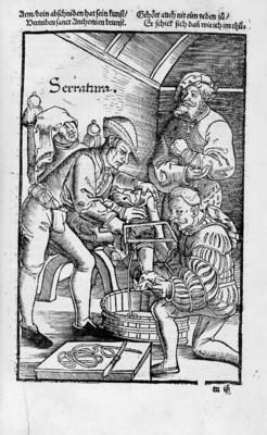 GERSDORFF, Hans von (c. 1455-1