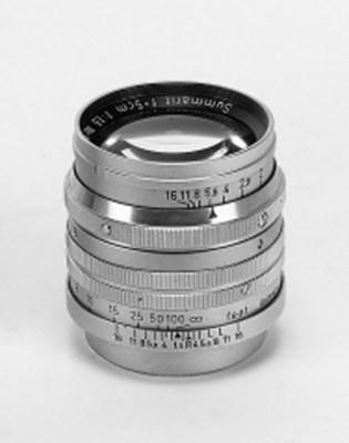 Summarit f/1.5 5cm. lens no. 8
