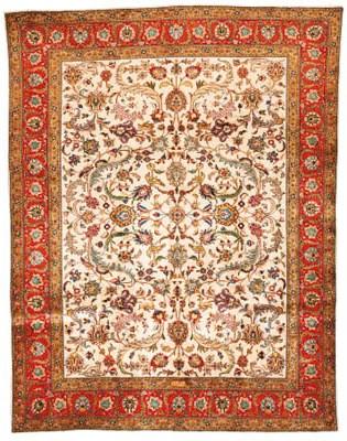 A fine Alaii Tabriz carpet, No