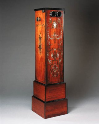 A French rosewood cased stereo