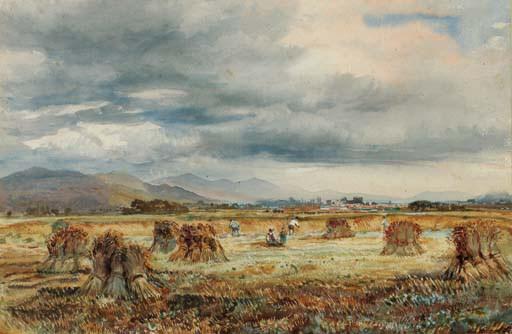 David Cox Jnr., (1809-1885)