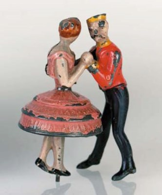Britains extremely rare 'Waltz