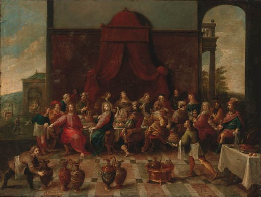 Frans Francken II (1581-1642)