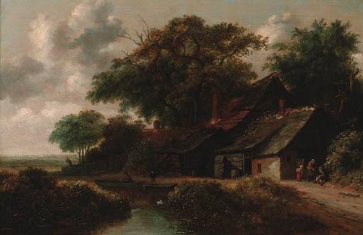 Gillis Rombouts (1630-1678)