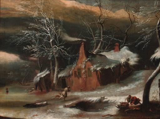 Willem Schellincks (1627-1678)