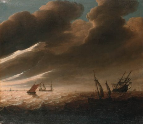 Attributed to Cornelis Mahu (c
