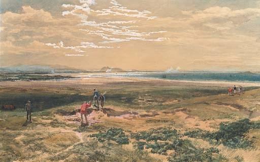 SAM BOUGH R.S.A. (1822-1878)