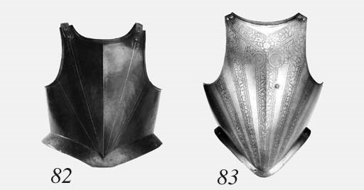 A French Breast-Plate