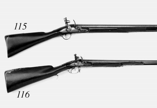 A .75 Flintlock Officer's Fusi