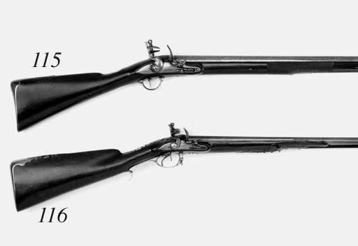 A 24-Bore German D.B. Flintloc