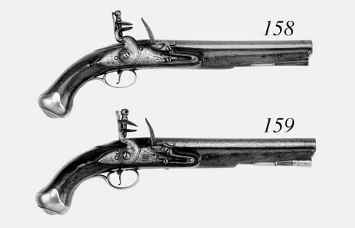 A .66 Flintlock Pattern 1759 E