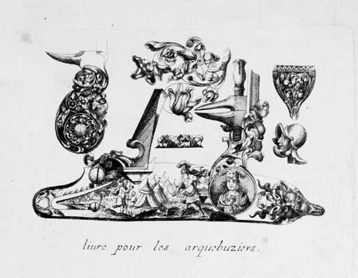 A Collection Of Gunsmith's Des