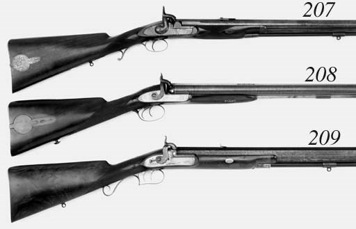 A 6-Bore Percussion Sporting R