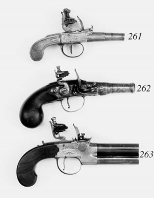 A Pair Of 54-Bore Flintlock Bo