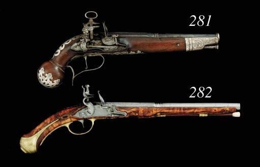 A Pair Of 28-Bore Neapolitan S